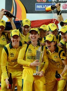Charlotte Edwards says Australia are worthy World Twenty20 champions