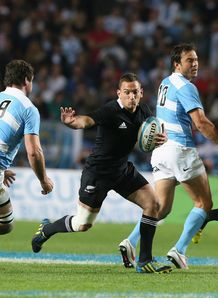 Aaron Cruden ABs v Arg RC 2012