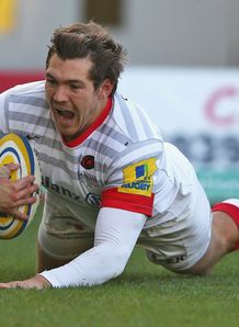 Alex Goode Northampton v Saracens
