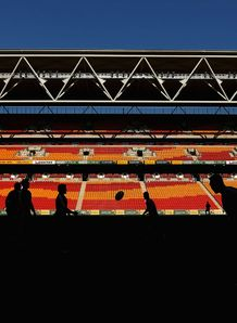 All Blacks at Suncorp Stadium