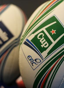 Amlin Challenge Cup and Heineken Cup balls