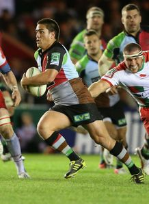 Ben Botica harlequins