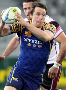 Ben Smith Otago 2012