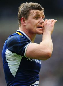 Brian O Driscoll Leinster May 2012