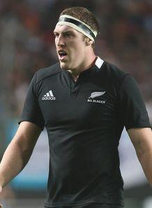 Brodie Retallick NZ v Arg 2012