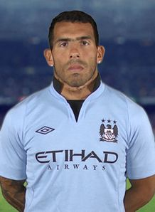 Picture of Carlos Tevez