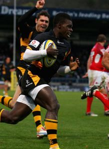 Christian Wade Wasps Aviva Premiership
