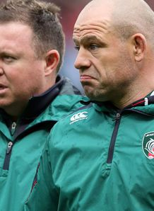 SKY_MOBILE Richard Cockerill Matt Connor - Leicester Tigers Heineken Cup