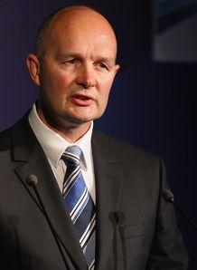 Derek McGrath ERC CEO 2012