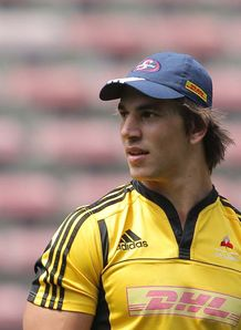 Eben Etzebeth CC training WP 2012