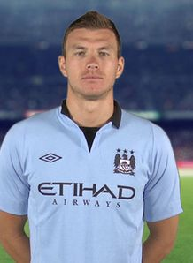 Picture of Edin Dzeko