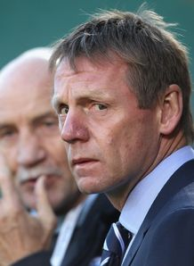 Stuart Pearce won't discuss new deal as England Under-21 boss until the summer