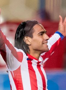 Falcao stars in Atletico win