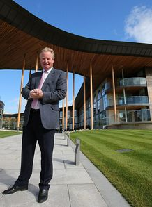 David Sheepshanks says St George's Park cannot be judged until 2020s