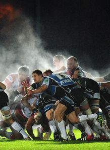 Glasgow v Ulster