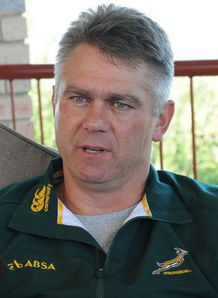 Heyneke Meyer interview 1