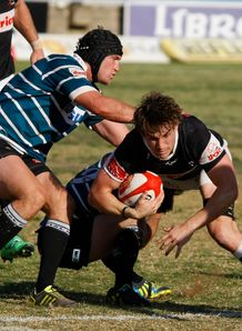 Keegan Daniel Sharks v Griquas CC 2012