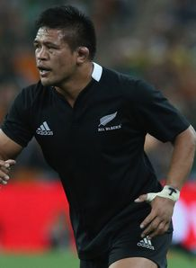 Keven Mealamu All Blacks v Springboks 2012