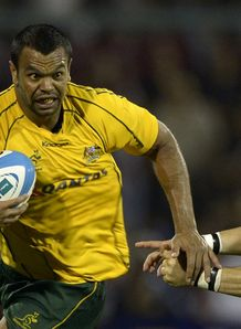 Kurtley Beale Aus v Arg RC 2012