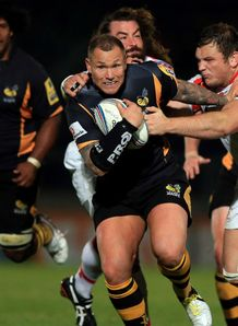 Lee Thomas of Wasps
