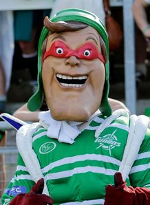Manawatu mascot 2012