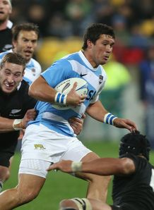 Martin Rodriguez of Argentina v New Zealand 2012