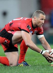 Matt Giteau Toulon T14 2012
