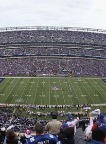 SKY_MOBILE MetLife Stadium New York Giants and Jets