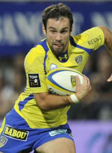 Morgan Parra Clermont Auvergne Top 14