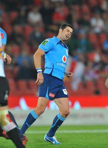 Morne Steyn Blue Bulls v Golden Lions CC 2012