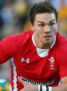SKY_MOBILE George North - Wales v Aus