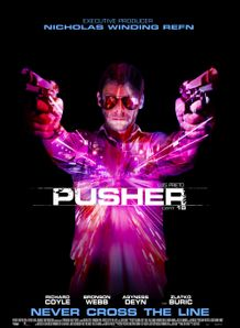 Win a TV and Blu-ray player with Pusher