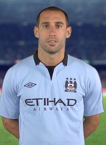 Picture of Pablo Zabaleta