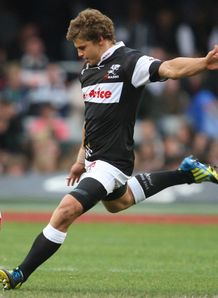Pat Lambie CC final Sharks v WP 2012