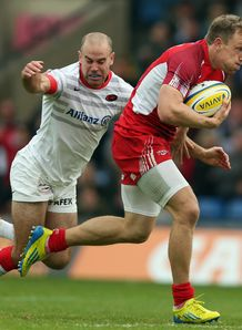 Phil McKenzie London Welsh v Saracens AVP 2012