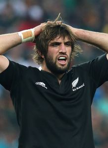 Sam Whitelock NZ v SA RC 2012