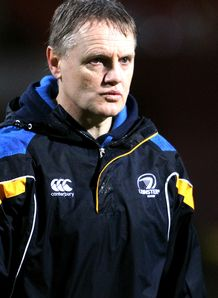 SKY_MOBILE Joe Schmidt - Leinster Pro12