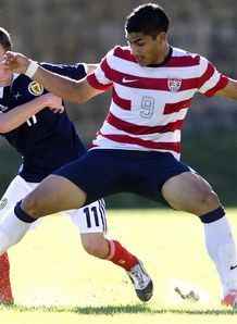 Scotland U21s slip to defeat against United States