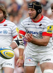 SKY_MOBILE Steve Borthwick - Saracens