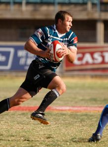 Walter Venter Griquas CC 2012