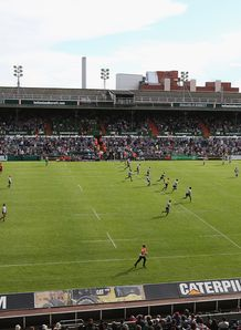 Welford Road 2012