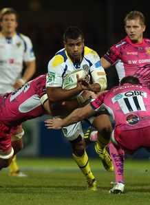 Wesley Fofana Exeter Heineken Cup