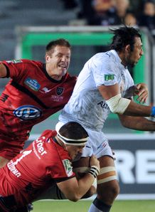 bakkies botha toulon v Montpellier