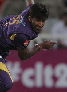 Champions League: Balaji bags four wickets as Knight Riders charge to victory
