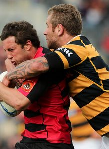 Tom Taylor canterbury v taranaki
