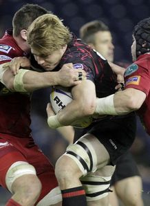david denton edinburgh v scarlets