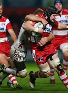 SKY_MOBILE Tom Savage Gloucester v Bordeaux
