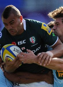 jonathan joseph london irish v northampton