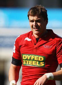 Gareth Maule Scarlets