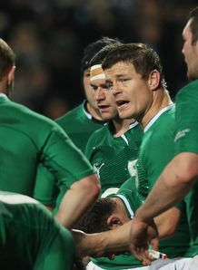 Brian ODriscoll Ireland